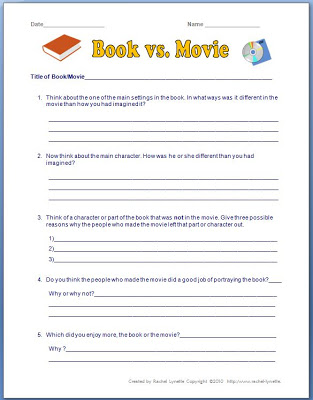 BookVsMoviePrintable