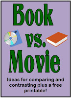 book vs movie essay