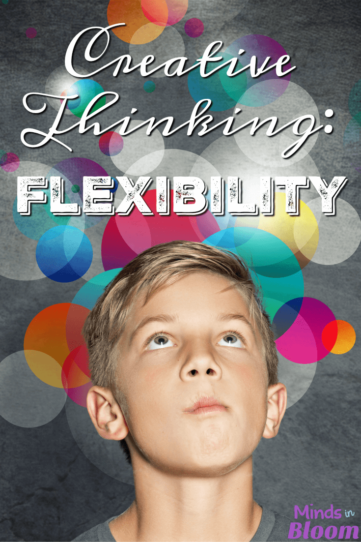 Flexibility in thinking is an important skill to teach in the classroom. Creative thinking takes students to new heights in their learning and understanding, and flexible thinking allows them to generate different ideas for one answer or solution. Here are a few ways to encourage flexible thinking in your classroom.