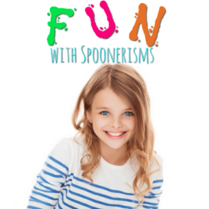 Spoonerisms occur when writers switch the initial sounds of two words in a phrase. Have fun with your class teaching them how to decode spoonerisms!