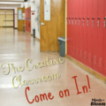 For this post in our Creative Classroom series, we're talking about arguably the most important factor in your classroom: the door! How inviting is your door on the outside? What's on the inside of your door? We explore these questions and ideas in this blog post.