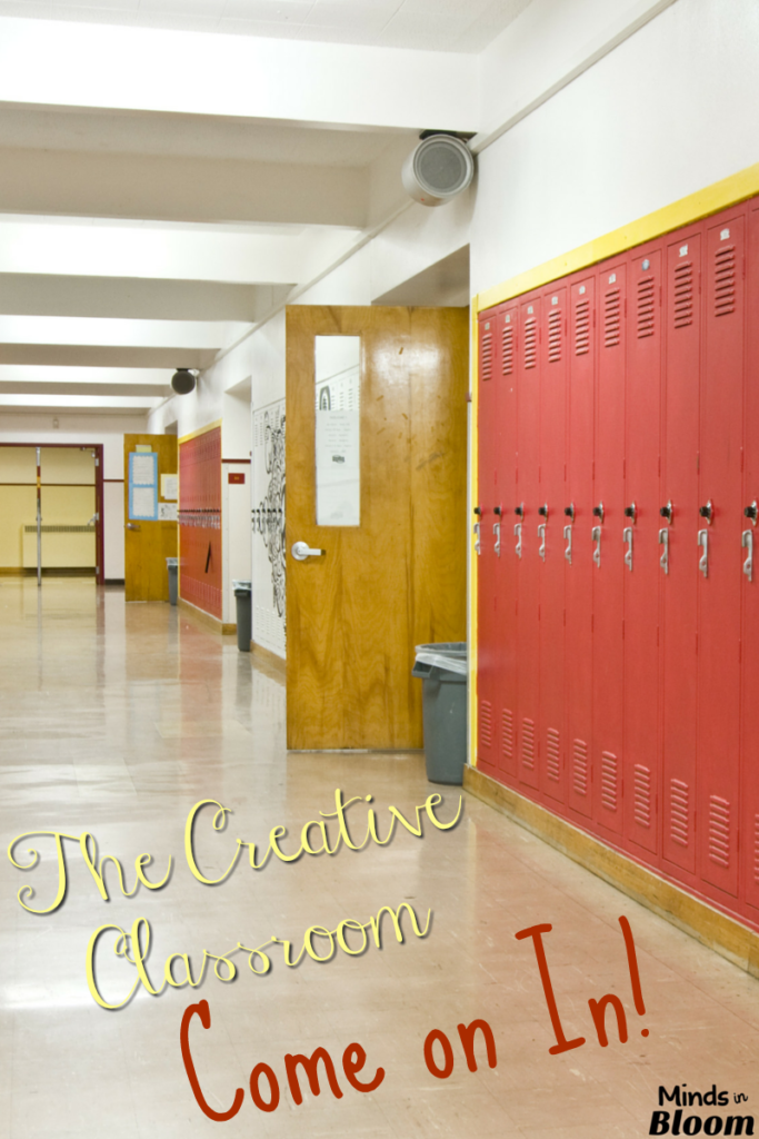 The Creative Classroom: Come on In!