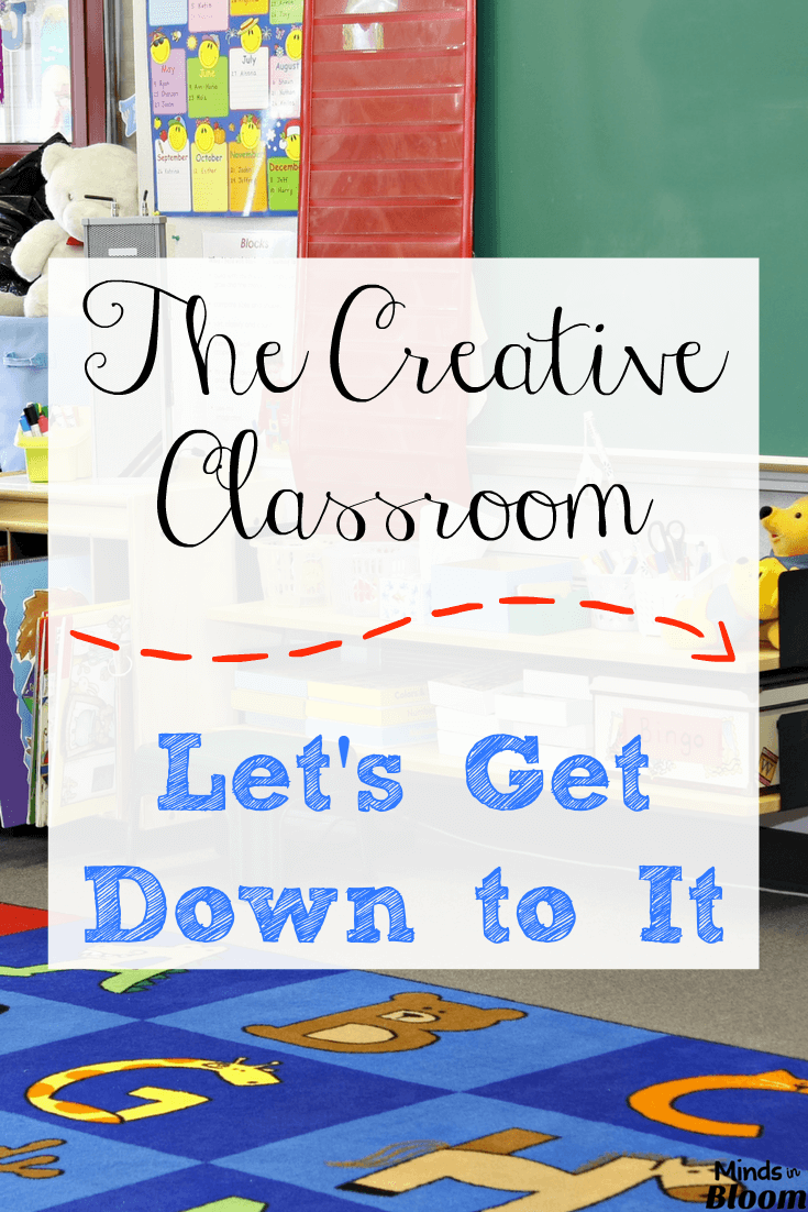 "You've been reading all of our Creative Classroom series, and now you're ready for the next post: a ""let's get down to it"" post, referring to - you guessed it - the floor! What your floor looks like and how you use it in your instruction is an integral part of your creative classroom. Click through for ideas!"