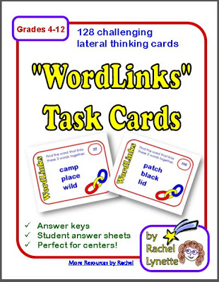 WordLinkTaskCards