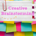 Creative Brainstorming with Post-Its