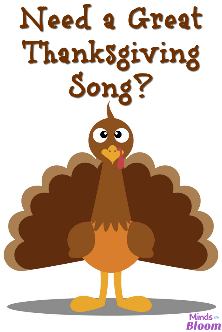 Do you sing a Thanksgiving song with your class? I've got a great song to recommend that you can sing with your students to celebrate Thanksgiving and all of its values.