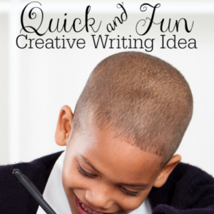 This quick and fun creative writing idea will have your students pushing their brains and using their creativity to write a short paragraph without repeating any words!
