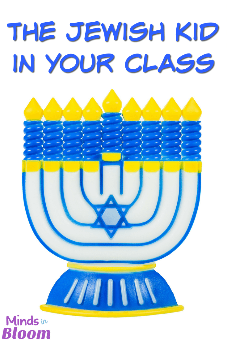 The Jewish Kid in Your Class - Minds in Bloom