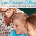 Classroom culture is one of the most important aspects of your classroom, and as the teacher, you are largely responsible for curating and cultivating it. This short blog post provides you with 12 questions to ask yourself about the state of your classroom culture and how it can be improved, so click through to get the list.
