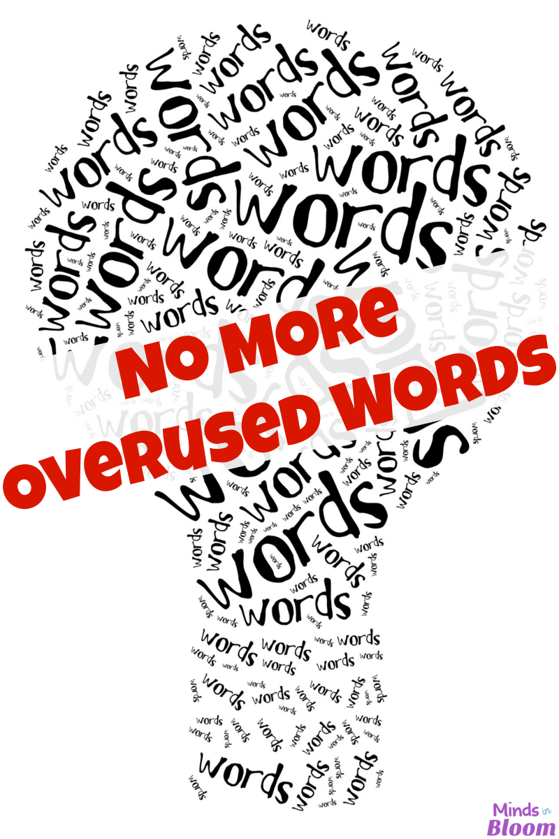 Are your students stuck in the routine of using the same words over and over in their writing? Read these tips on fun ways to get your students looking up synonyms to jazz up their writing. No more overused words in your classroom!
