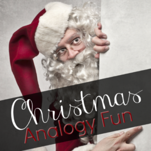 Christmas Analogy Fun