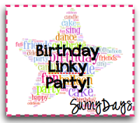 Birthday Linky Party