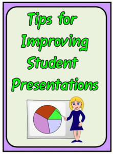 Making the Most of Student Presentations