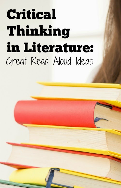 critical thinking in literature review