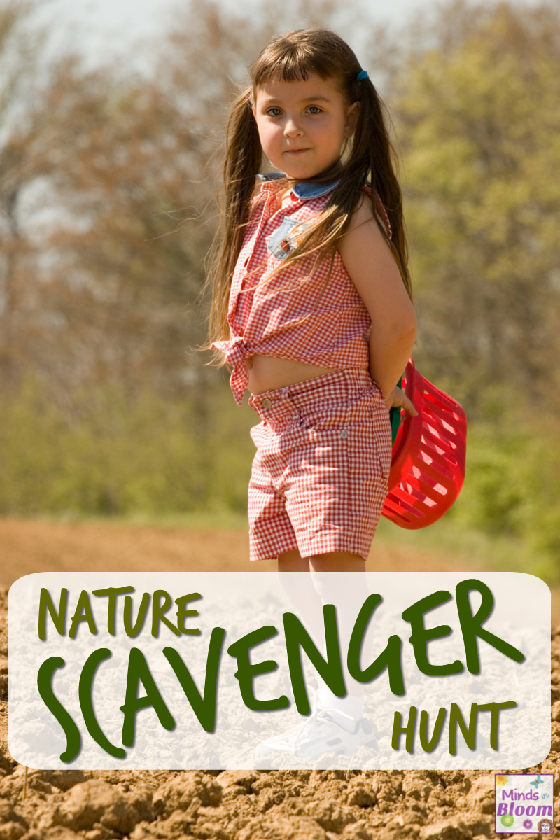 Take your class outside to celebrate Earth Day with a nature scavenger hunt! This fun scavenger hunt will have them searching for items in nature, where they can explore and learn more about their environment.
