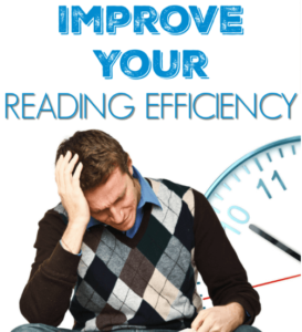 Improve your Reading Efficiency
