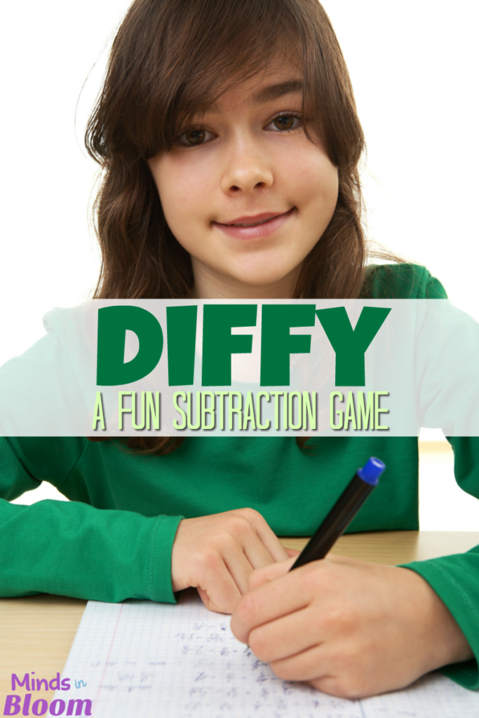 Diffy - A Fun Subtraction Game