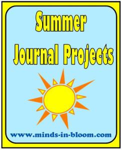 Five Fun Summer Journal Ideas