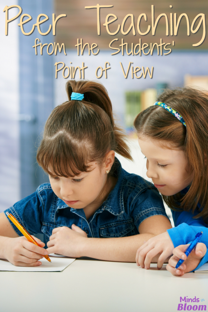 Peer Teaching from the Students' Point of View
