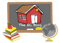 The OC Blog Button