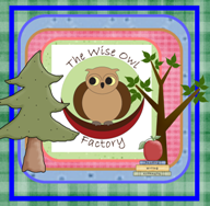 The Wise Owl Factory Book a Day Blog