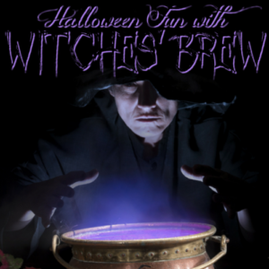 Halloween Fun with Witches' Brew
