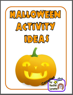 Free Halloween Activity Ideas