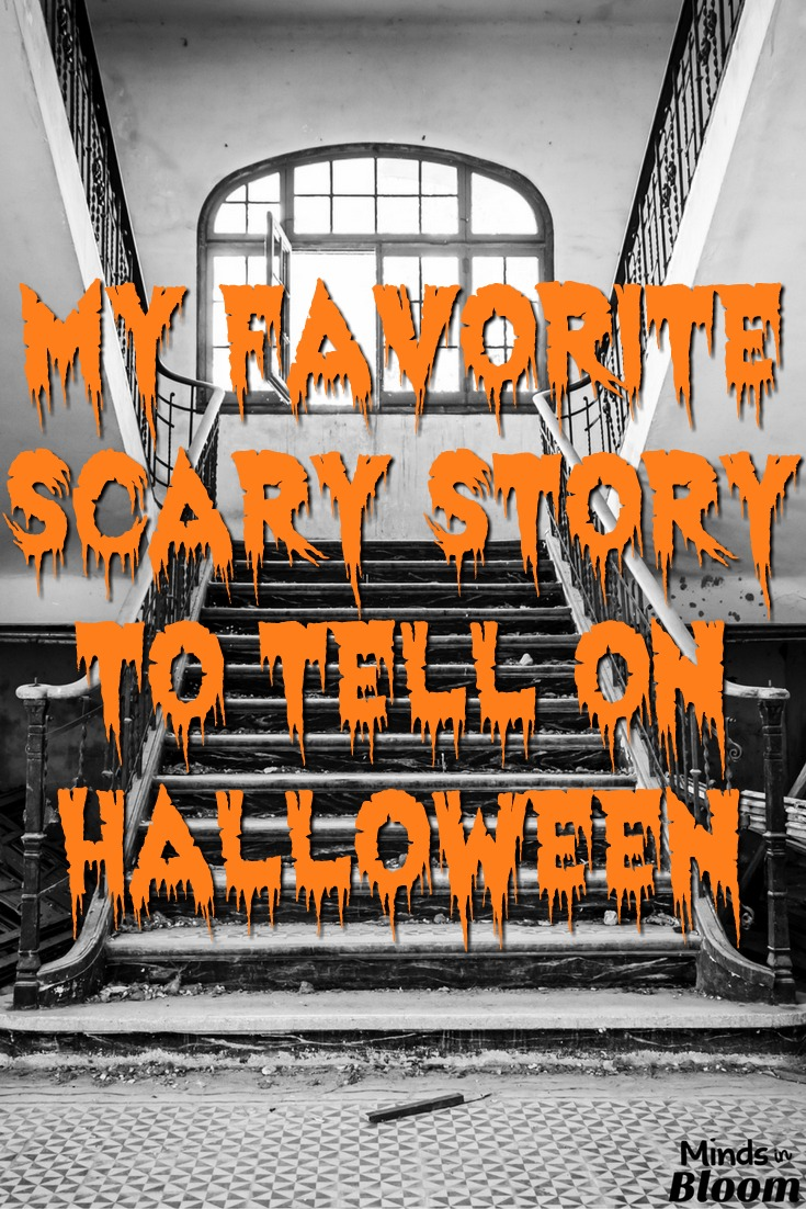 "Do you have a favorite scary story to tell on Halloween? If not, then you can use this one! This is a ""bare bones"" version of the story, so be sure to embellish it to make it realistic for you! Oh, and spook your students!"
