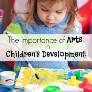 Engaging in the arts is undeniably an integral part of children's development. When children participate in different arts, like drawing, painting, or playing instruments, they learn to think in new and creative ways and make connections they otherwise would not have made. Click through to learn more about the importance of the arts in children's development.
