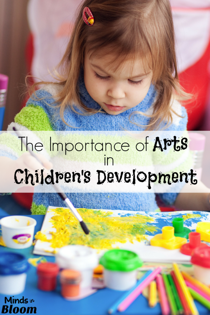 The Importance of Arts in Children's Development