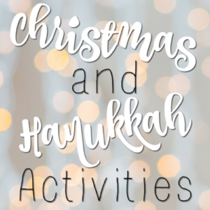Check out this list of freebies for Christmas and Hanukkah activities. Your students will love these activities while they celebrate the holidays!