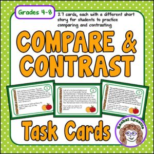 10 Ways To Compare And Contrast