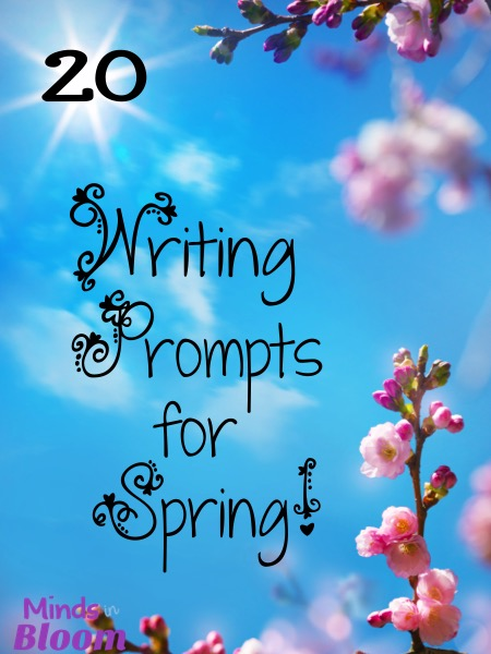 Celebrate the spring season by including these spring-themed writing prompts in your lessons. Your students will get to think creatively, and they'll practice essential writing skills while they do so! Click through to get your free writing prompts for spring here.