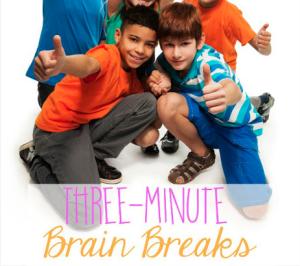 20 Three-Minute Brain Breaks