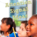 We all know how important it is to have an attention signal--or a variety of attention signals--in the classroom. Check out these attention signal ideas that teachers shared on the Minds in Bloom Facebook page!