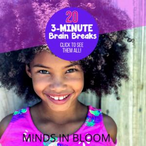 20 Brain Breaks for Kids