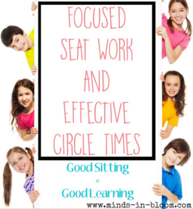 Advice from the OT: Why Good Sitting = Good Learning