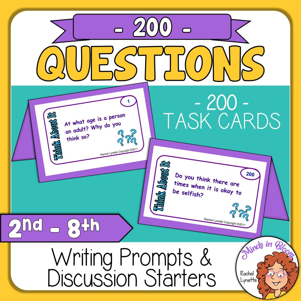 journal prompts & questions