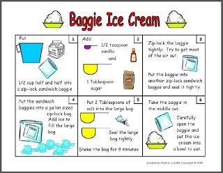 Baggie Ice Cream