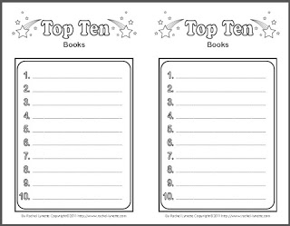 try a top ten writing activity minds in bloom