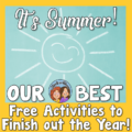 Fun FREE End of the Year Activities