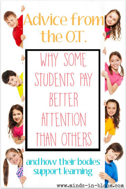 Why Some Students Pay Better Attention Than Others