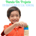 Hands-on projects are one of the best ways to promote creative and critical thinking in the classroom. Explore these hands-on project ideas to motivate your students to create, explore, and dream!
