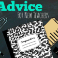 Are you a new teacher? If so, then you'll find this round-up of advice for new teachers from veteran teachers very helpful! Click through to read all of their helpful tips and learn more about my resource of 300+ teacher tips for teachers working in kindergarten through 9th grade.