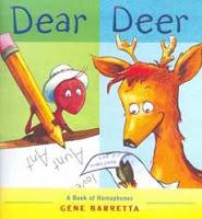 Dear Deer by Gene Barretta
