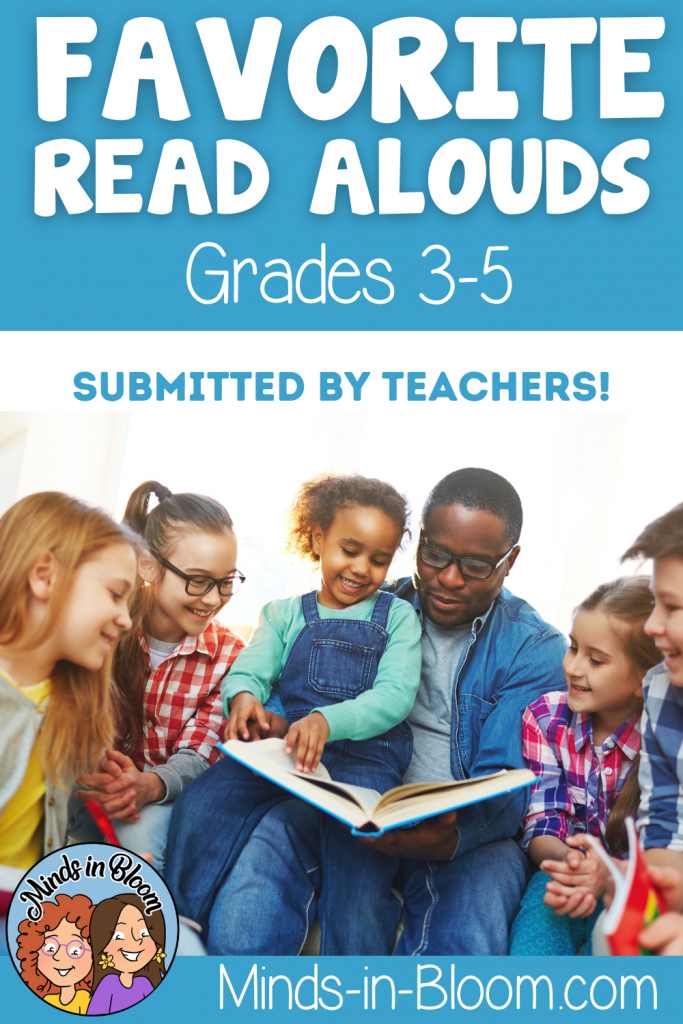 best read alouds for 3rd - 5th grade