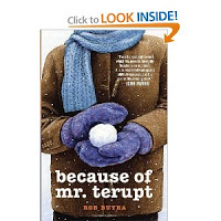 Because of Mr. Terupt by Rob Buyea