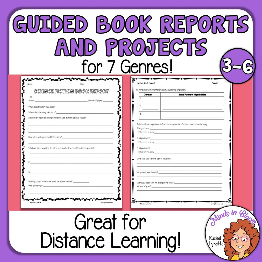 Book Report and Book Project
