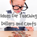 There are lots of creative ways for teaching dollars and cents. Rachel explores several games and activities that can be use to teach this important skill.