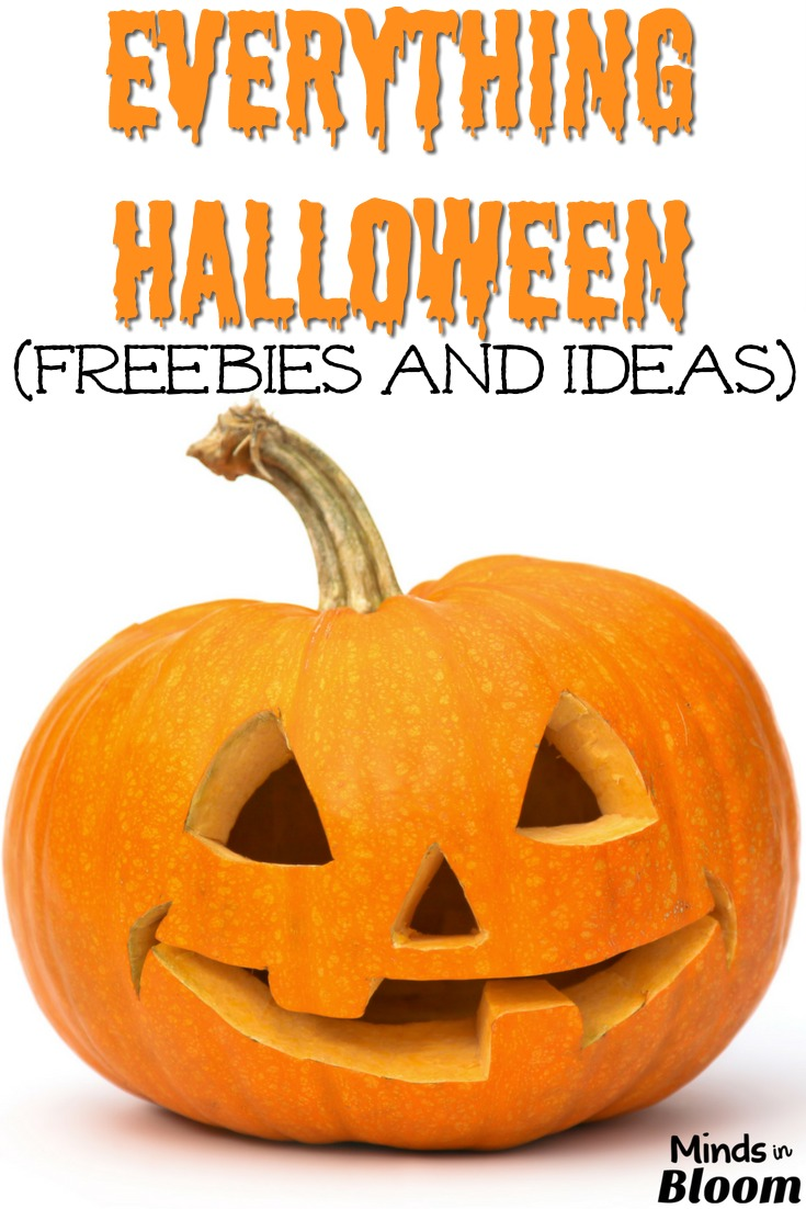 Here it is: Everything Halloween that Rachel has ever created, compiled, and put out there for you--her readers! Get Halloween freebies, stories, read alouds, and more in this post!